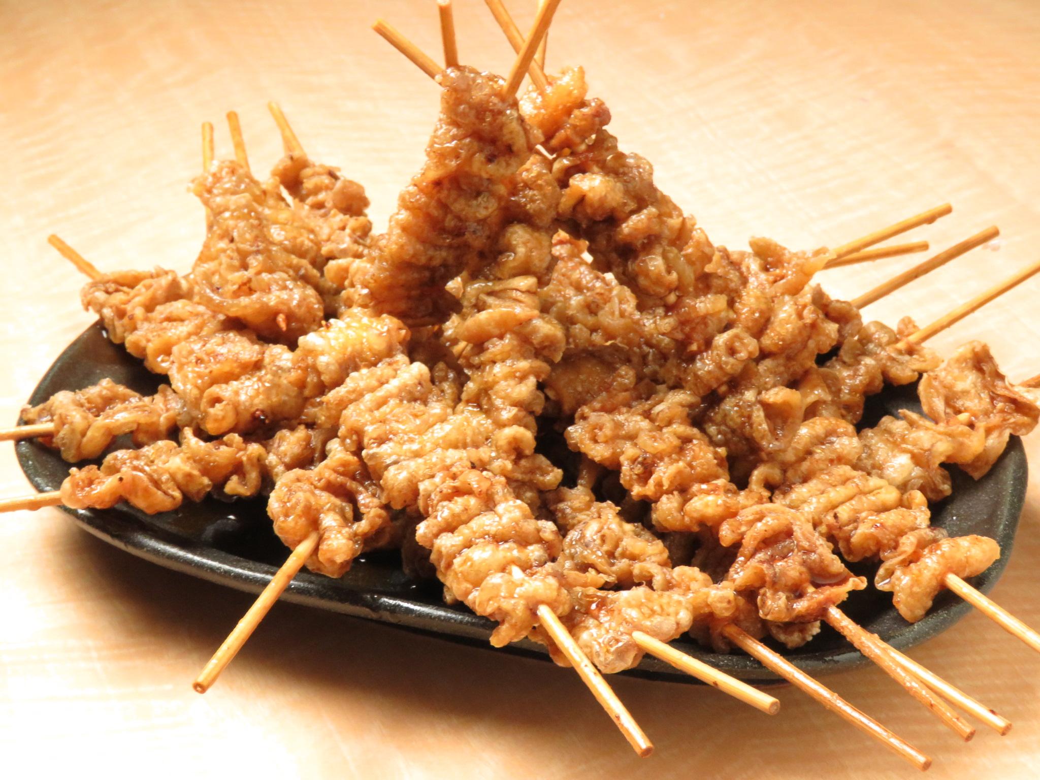 【とりいちず 中野北口店】の病みつき鶏料理
