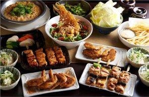 とりいちず 中野北口店の食べ飲み放題コース