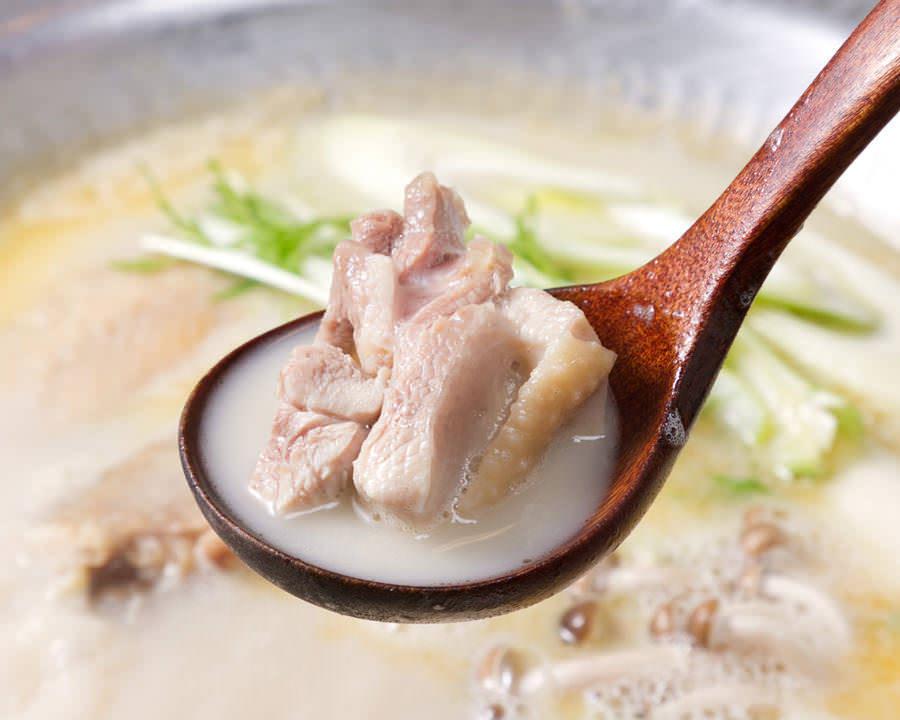 とりいちず 中野北口店で味わえるコラーゲンたっぷり鍋